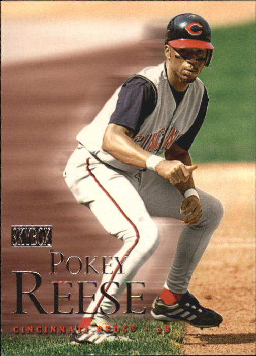 2000 SkyBox #22 Pokey Reese