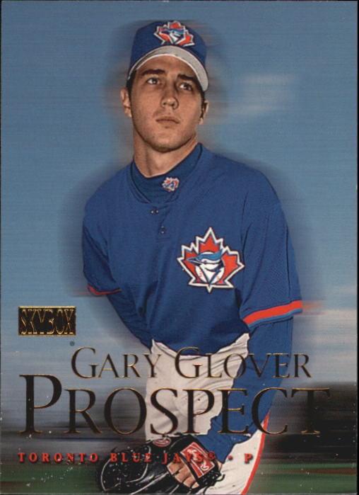 2000 SkyBox #207 Gary Glover RC
