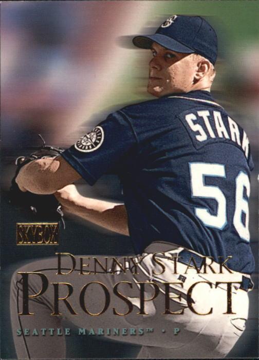 2000 SkyBox #211 Denny Stark RC