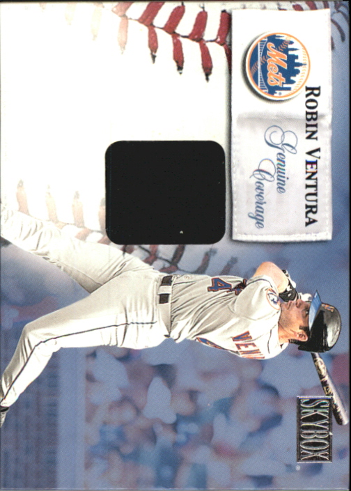 2000 SkyBox Genuine Coverage #9 Robin Ventura HR