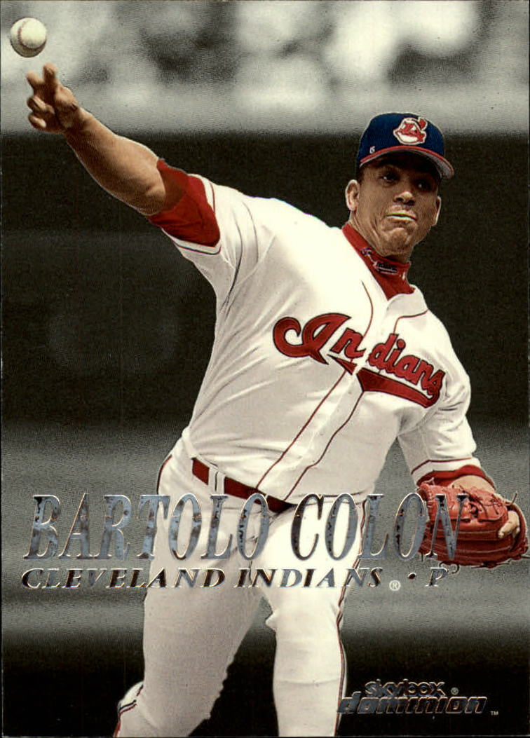 2000 SkyBox Dominion #177 Bartolo Colon