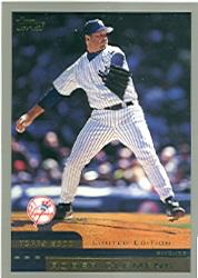 2000 Topps Limited #170 Roger Clemens