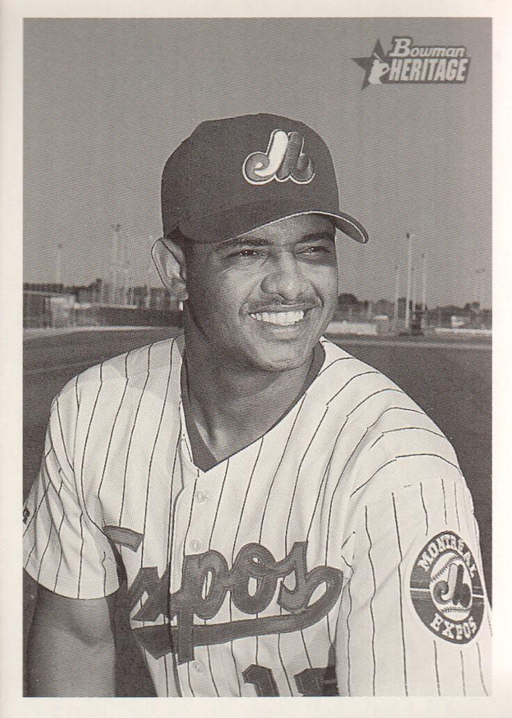 2001 Bowman Heritage #211 Orlando Cabrera