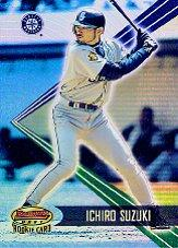 2001 Bowman's Best #162 Ichiro Suzuki RC