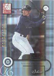 2001 Donruss Elite #195 Ichiro Suzuki SP RC