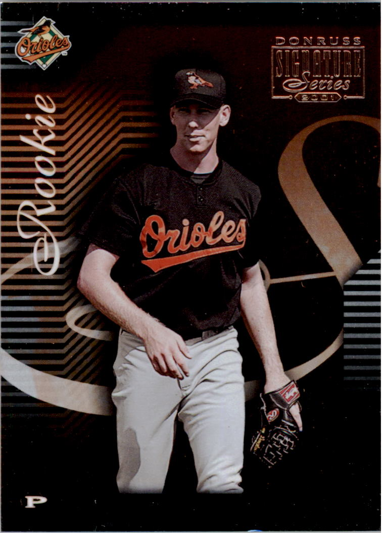 2001 Donruss Signature #217 Sean Douglass RC