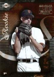 2001 Donruss Signature #302 Kurt Ainsworth