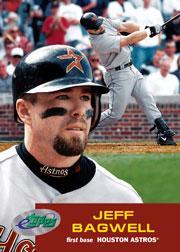 2001 eTopps #3 Jeff Bagwell/485