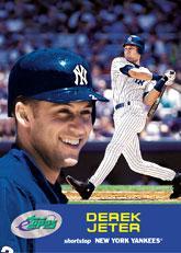 2001 eTopps #27 Derek Jeter/1041