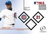 2001 Fleer Legacy MLB Game Issue Base #14 Sammy Sosa
