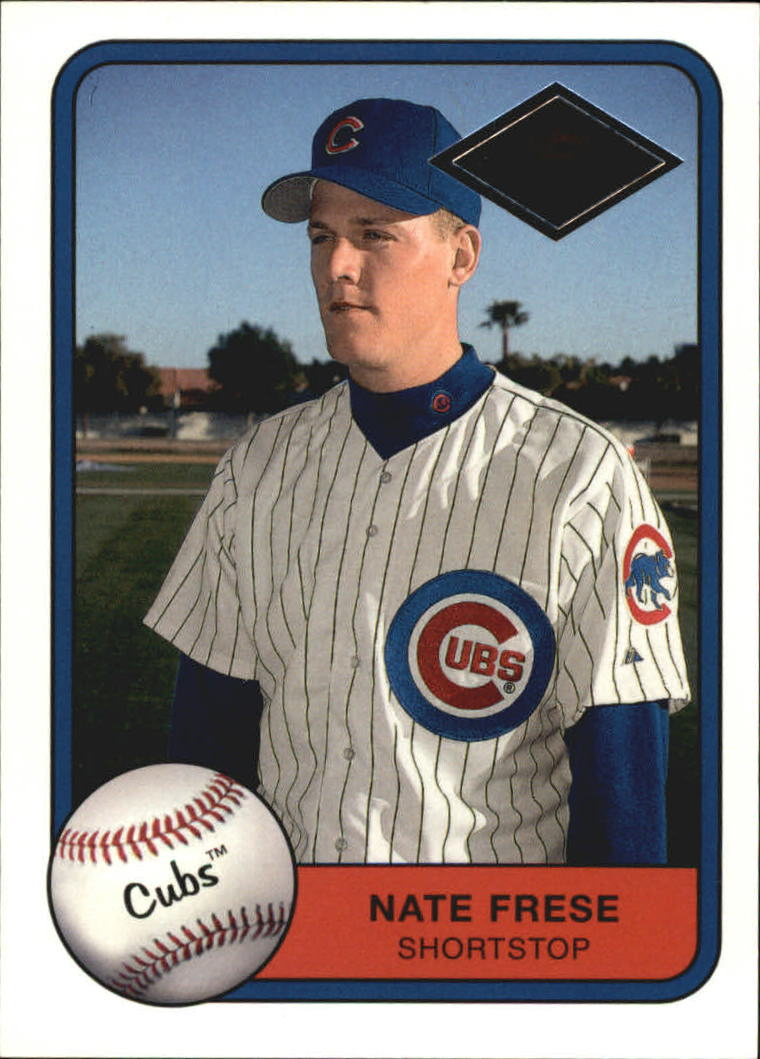 2001 Fleer Platinum Parallel #545 Nate Frese