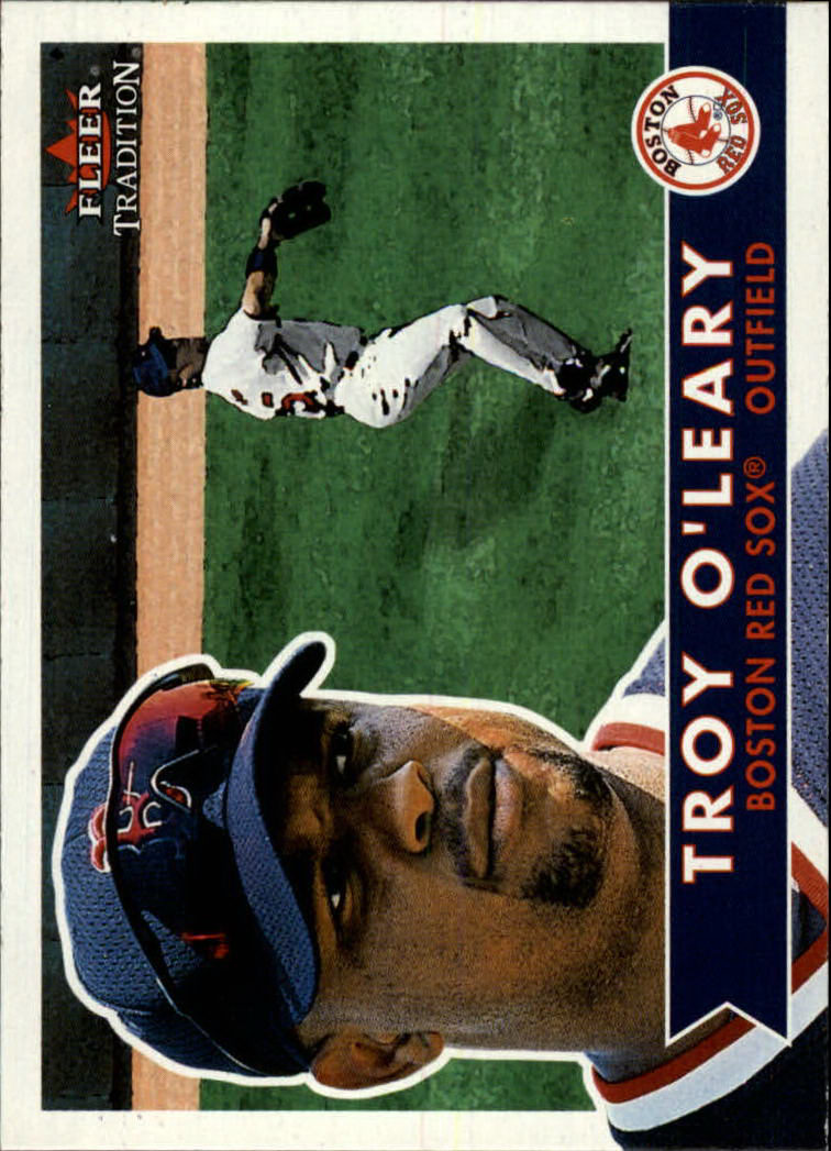 2001 Fleer Tradition #332 Troy O'Leary