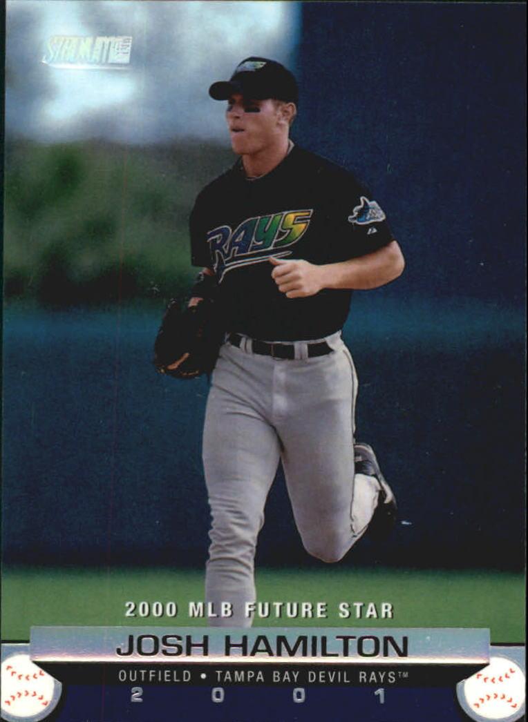 2001 Stadium Club #183 Josh Hamilton