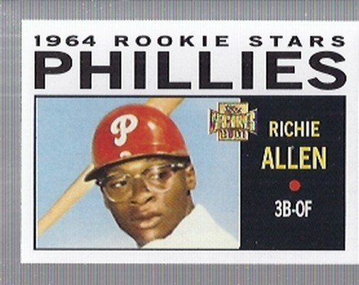 2001 Topps Archives #44 Dick Allen 64