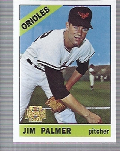 2001 Topps Archives #276 Jim Palmer 66
