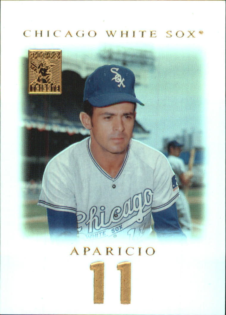 2001 Topps Tribute #9 Luis Aparicio