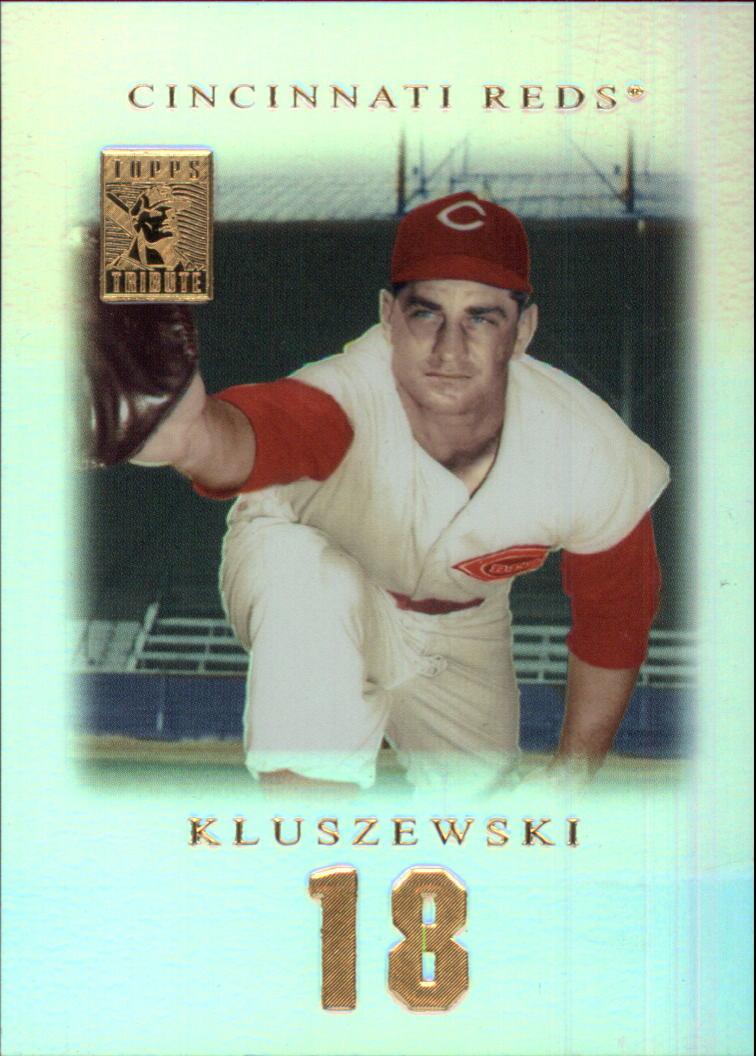 2001 Topps Tribute #15 Ted Kluszewski