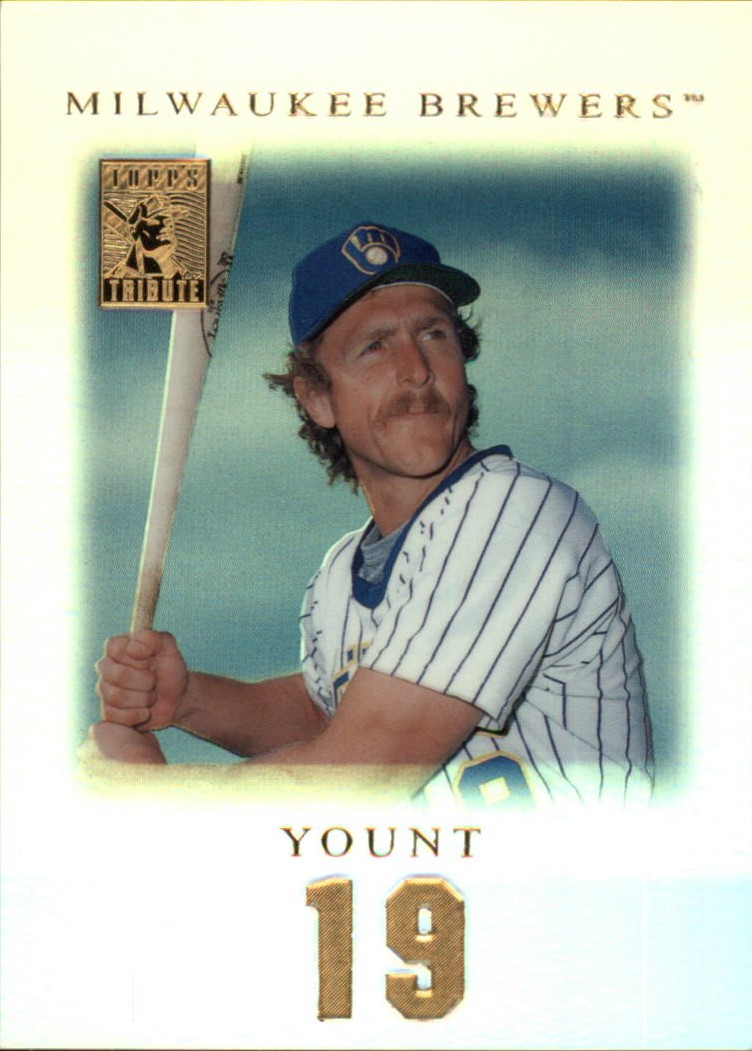 2001 Topps Tribute #24 Robin Yount
