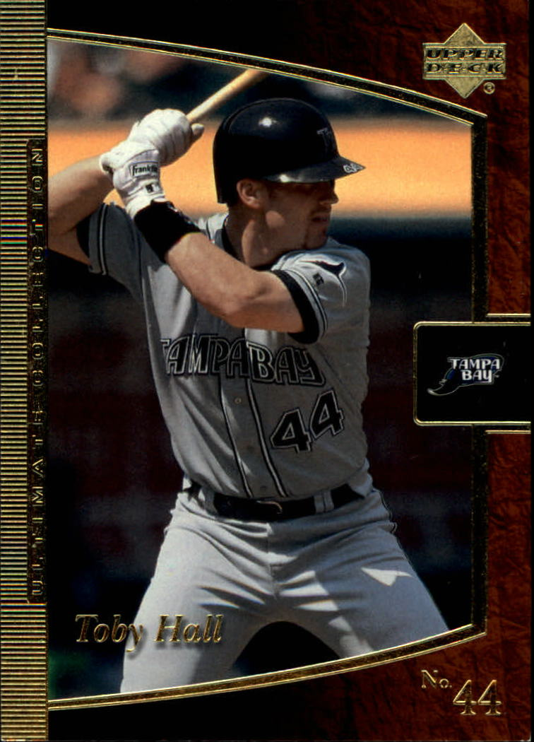 2001 Ultimate Collection #10 Toby Hall