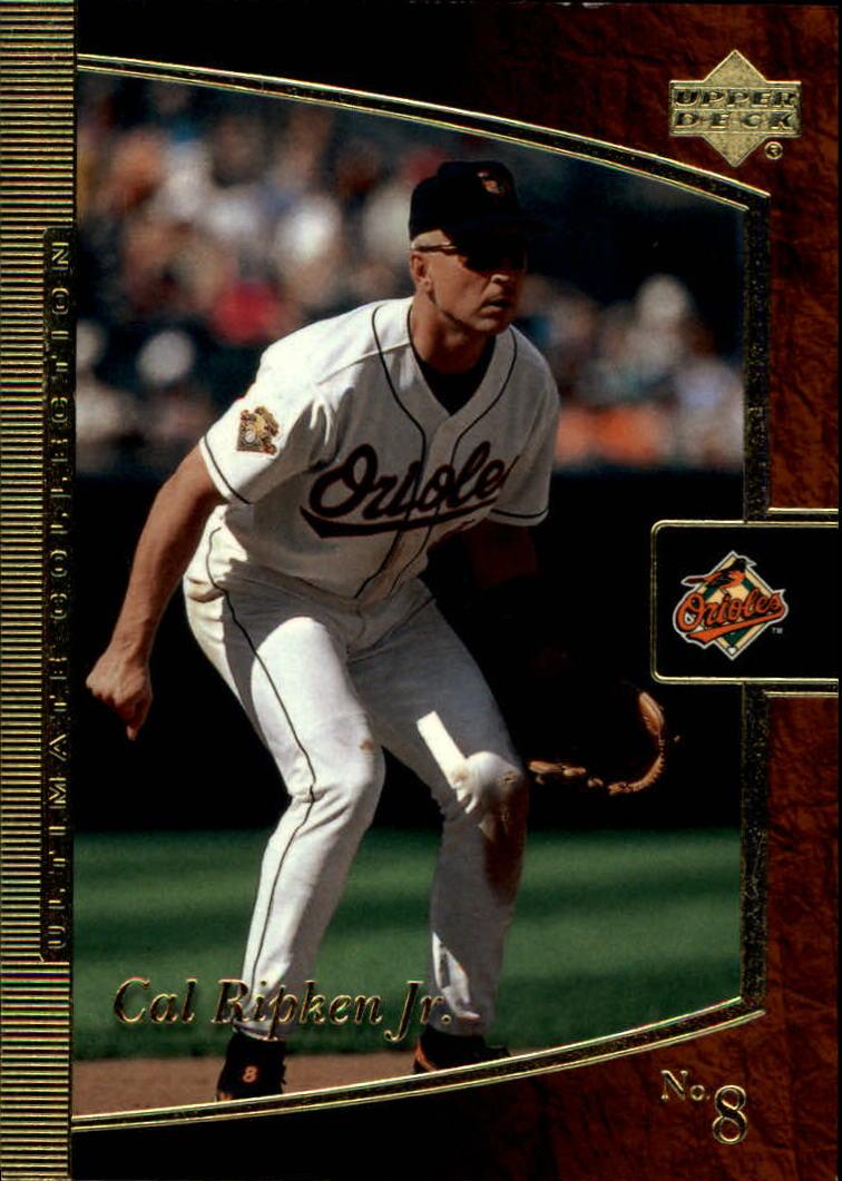 2001 Ultimate Collection #18 Cal Ripken