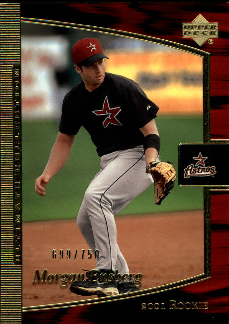 2001 Ultimate Collection #104 Morgan Ensberg T2 RC