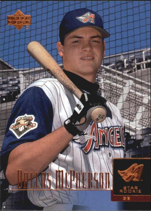 2001 Upper Deck Prospect Premieres #3 Dallas McPherson XRC