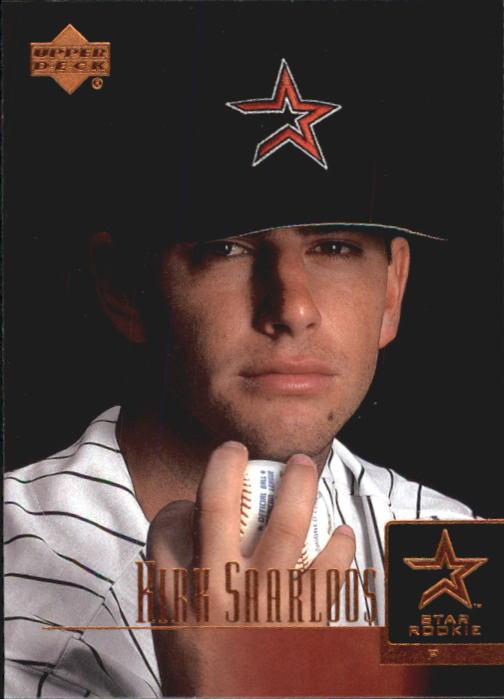 2001 Upper Deck Prospect Premieres #6 Kirk Saarloos XRC