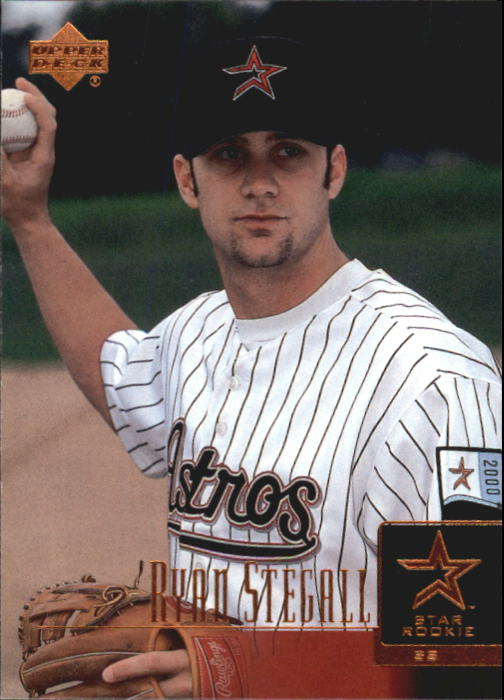 2001 Upper Deck Prospect Premieres #7 Ryan Stegall XRC