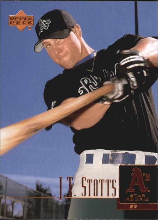 2001 Upper Deck Prospect Premieres #9 J.T. Stotts XRC