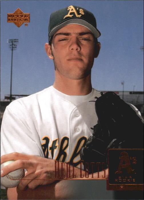2001 Upper Deck Prospect Premieres #10 Neal Cotts XRC