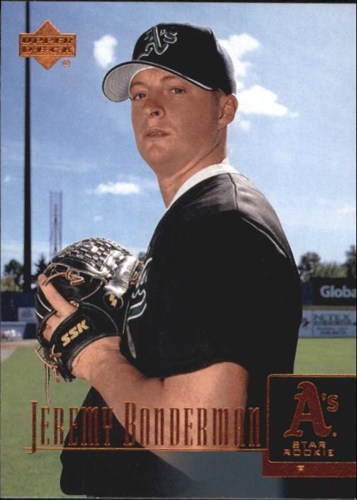 2001 Upper Deck Prospect Premieres #11 Jeremy Bonderman XRC