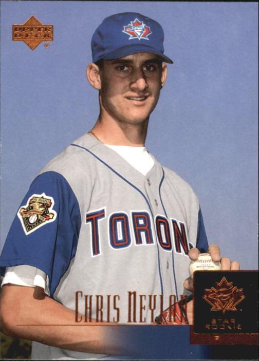 2001 Upper Deck Prospect Premieres #15 Chris Neylan XRC