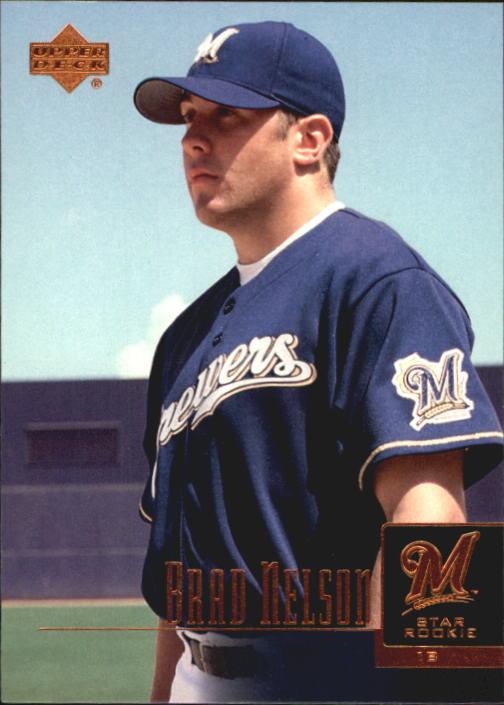 2001 Upper Deck Prospect Premieres #24 Brad Nelson XRC