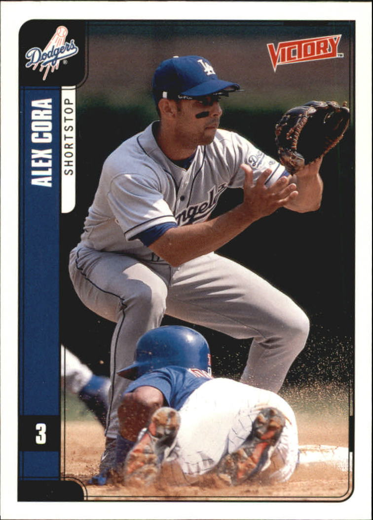 2001 Upper Deck Victory #371 Alex Cora