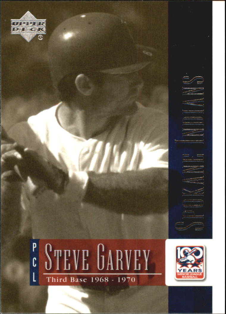 2001 Upper Deck Minors Centennial #63 Steve Garvey