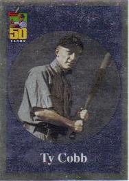 2001 Topps Before There Was Topps #BT5 Ty Cobb