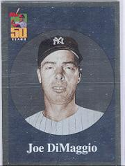 2001 Topps Before There Was Topps #BT10 Joe DiMaggio