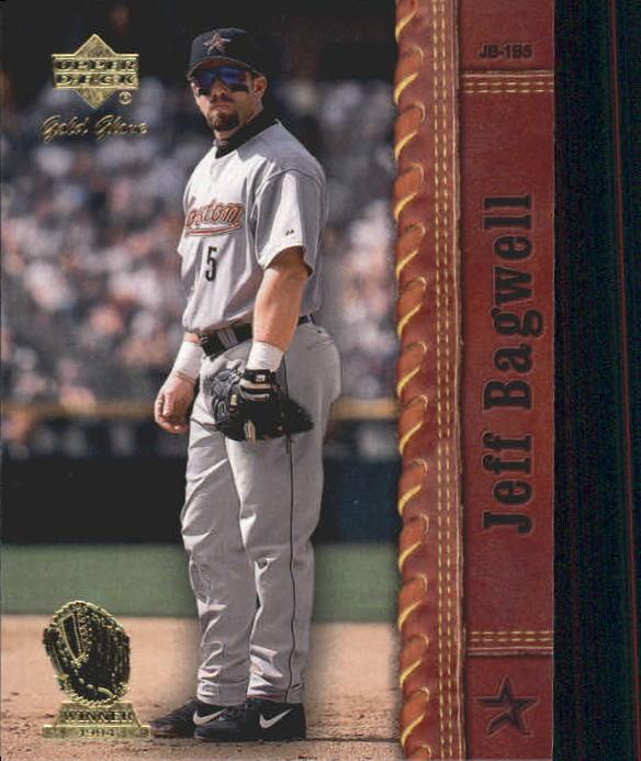 2001 Upper Deck Gold Glove #43 Jeff Bagwell