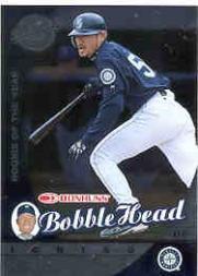 2001 Donruss Class of 2001 BobbleHead Cards #21 Ichiro Suzuki ROY