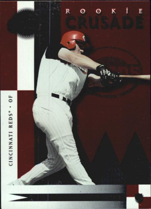 2001 Donruss Class of 2001 Crusade #C50 Adam Dunn/200