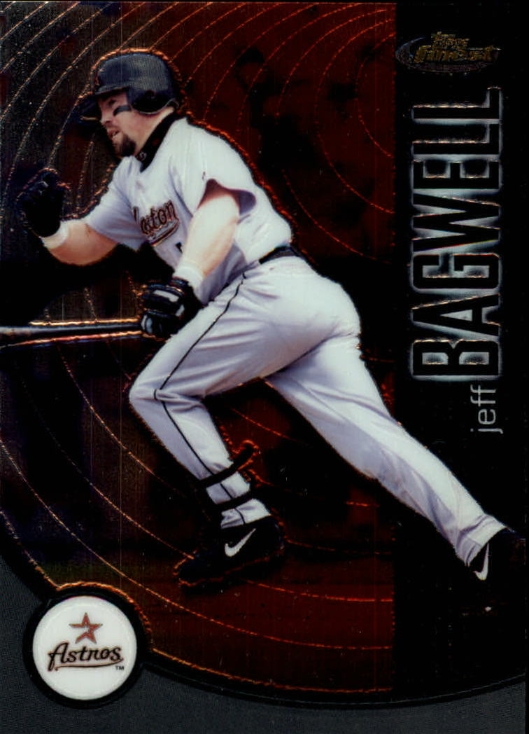 2001 Finest #106 Jeff Bagwell