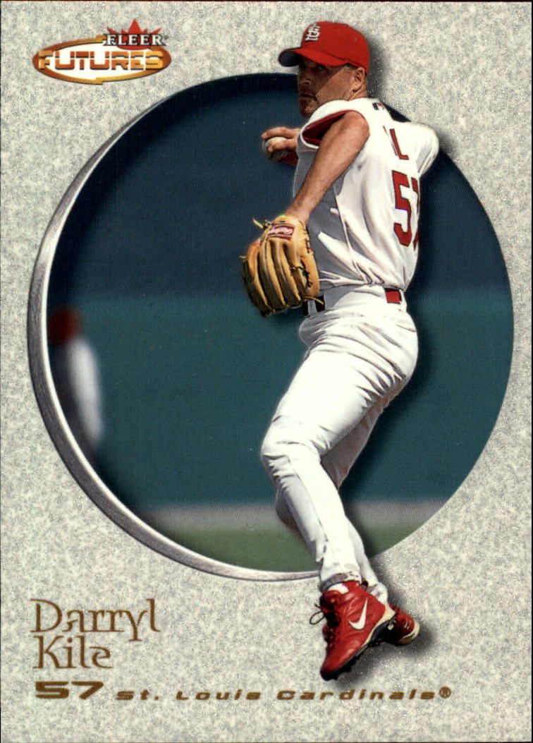 2001 Fleer Futures #3 Darryl Kile