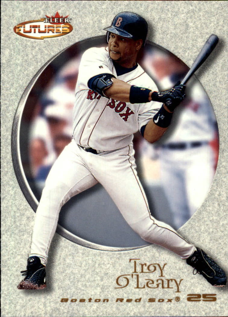 2001 Fleer Futures #4 Troy O'Leary