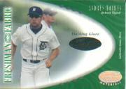 2001 Leaf Certified Materials #139 Andres Torres FF Fld Glv RC