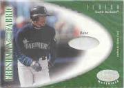 2001 Leaf Certified Materials #146 Ichiro Suzuki FF Base RC