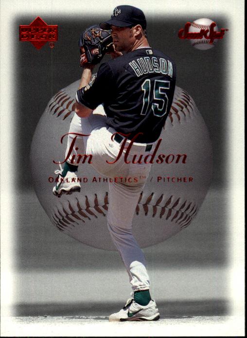 2001 Sweet Spot #4 Tim Hudson