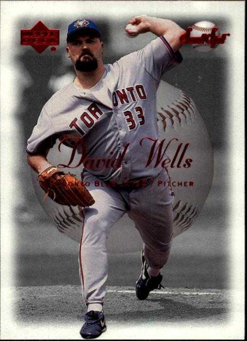 2001 Sweet Spot #7 David Wells