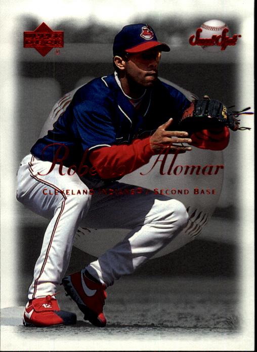2001 Sweet Spot #9 Roberto Alomar