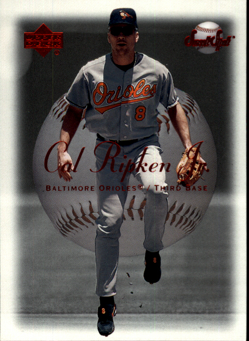 2001 Sweet Spot #13 Cal Ripken