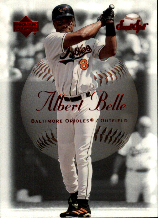 2001 Sweet Spot #14 Albert Belle